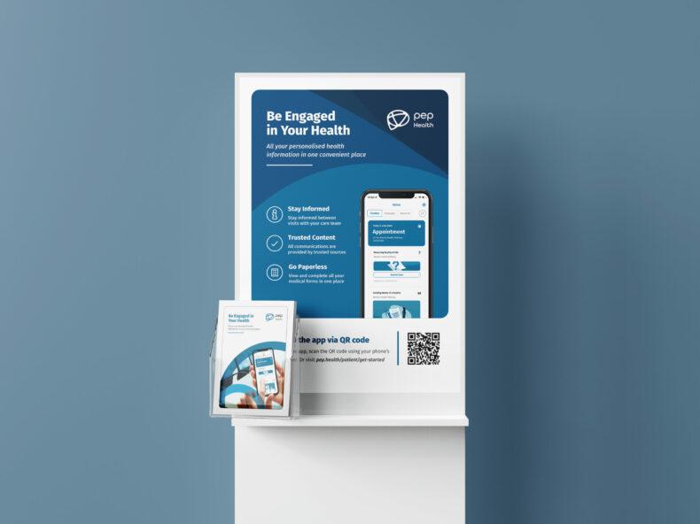 Patient Registration Poster